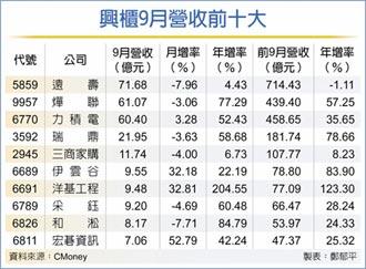 興櫃準IPO股 績優