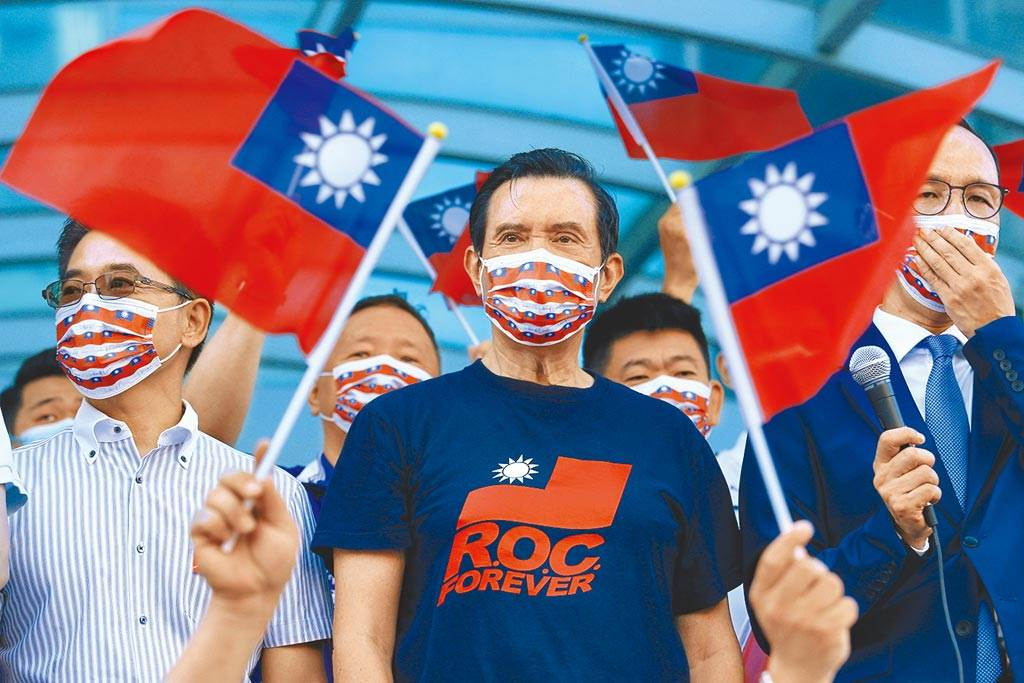 前總統馬英九。(圖/本報系資料照)