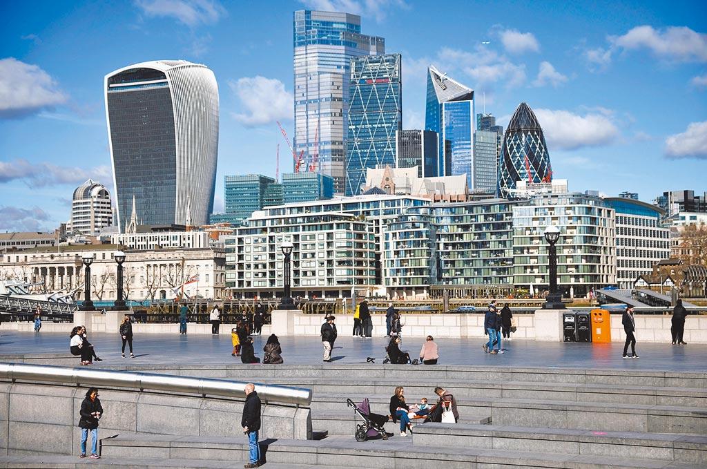 脫歐後,英國金融業把金融科技當成一條出路。圖/路透