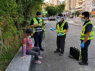 「警察大人緊救人喔!」婦低血糖突倒地警速救援