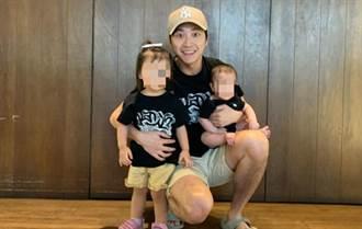 福原愛缺席女兒4歲生日 江宏傑獨慶祝兌現「負責任爸爸」承諾