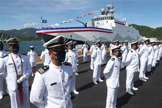 海軍第2批塔江艦 每艘竟比第1批高出6.4億元