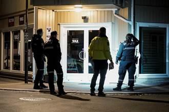 挪威男持弓箭攻擊釀5死2傷 警方調查是否為恐攻