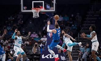NBA》獨行俠痛虐黃蜂達68分 創過去15年最慘紀錄