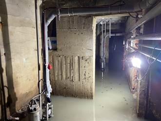 北市第一座!廢棄地下道改造成滯洪池 可容納718噸降雨量