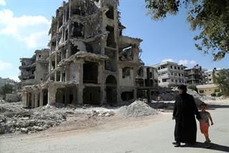 以色列空襲敘利亞中部 人權組織:4死7傷