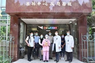 台日醫療互助 日本腦癌女孩急送清華硼中子捕獲治療