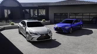 外觀 配備再升級 All New Lexus ES 171萬元起