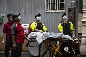 生死成謎 城中城屍體不斷運出 民眾找嘸失聯親人現場焦急
