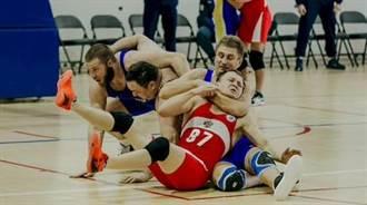 俄國暴力「摔角籃球」 除絆腳 偷襲 挑釁你什麼都能做