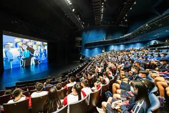 台中國家歌劇院將劇場變學習遊樂場 5年逾萬名師生參與