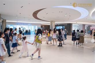 疫後商業回溫  鼎固上海日月光中心人流業績攀升