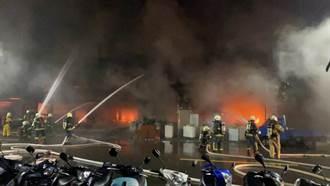 高雄城中城大火傷亡慘重 賴清德:政府會釐清原因