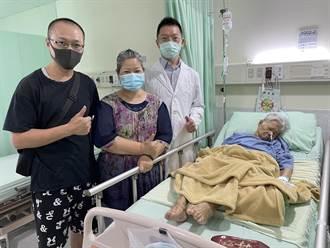 全身皮膚變黃褐色 9旬嬤突反胃、肚子痛數周確診胰臟癌