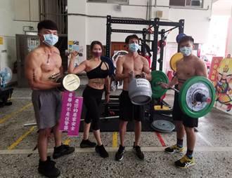 宣導防災與健身 南市消防局辦健美比賽選防災宣導大使