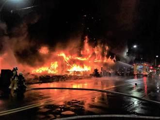 城中城大火起火點及關鍵證物全曝光 吵架情侶涉重嫌