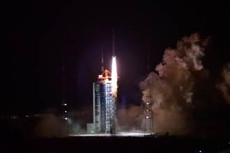 大陸首顆太陽探測科學技術試驗衛星 羲和號成功發射