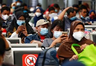 印尼入境隔離縮為5天 登機前2週須打完疫苗