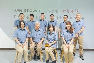 亞福儲能鋁電池 奪綠色化學獎