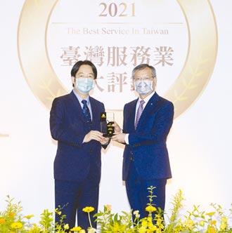 汽車賣場類金牌獎 LEXUS和泰車 服務是品牌DNA