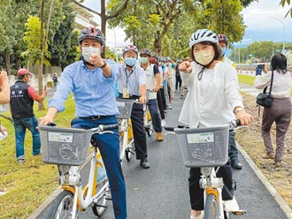 環嘉市自行車道啟用 媲美韓劇場景