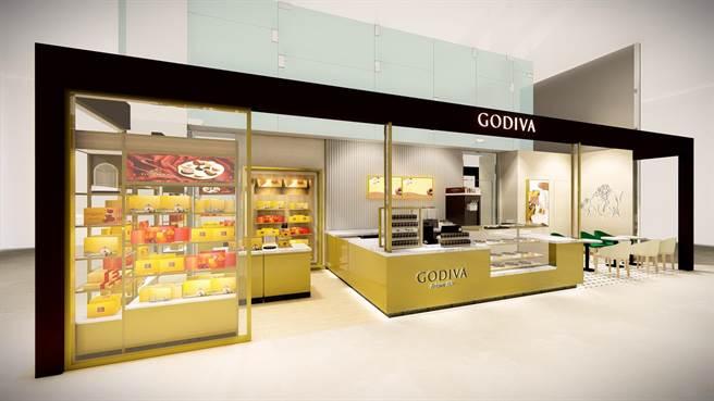 台茂購物中心即將於11月6日帶來比利時皇家御用「GODIVA」巧克力,持振興券500元即可購買700元等值商品。(台茂購物中心提供)