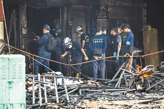 城中城46死火警關鍵情侶 供詞顛倒卸責上午移送檢方