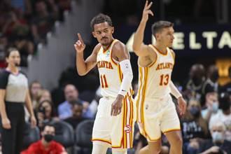 NBA》崔楊爆發摘27+15 老鷹送熱火熱身賽首敗