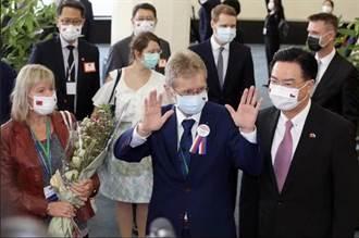 捷克通過邀台官員交流決議 北京警告勿干涉中國核心利益