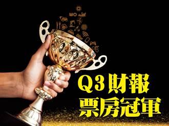Q3財報營收數字藏玄機 大贏家呼之欲出