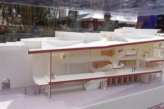 台東縣立圖書總館今動工 2023年成新地標