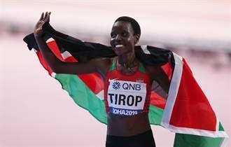 田徑》剛破長跑世界紀錄 25歲肯亞女將家中遇刺身亡