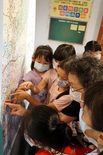 北市鄉土教育中心展出「從地圖認識台北」特展 振興萬華