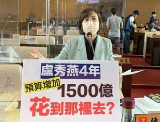 台中市111年度總預算2316億餘元 104年度以來舉債最少