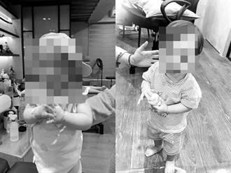 女嬰摔倒死亡?家屬不滿到保姆家丟雞蛋 撒冥紙