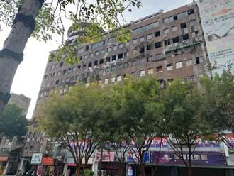 城中城燒出老建物危機!台中「都市毒瘤」千越綠川大樓難都更