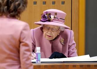 对抗气候变迁 英女王指责各国领袖光说不练