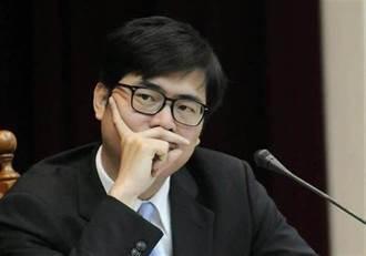 陳其邁嗆胡志強下台影片沒了!遭電視台火速下架 議員痛罵墮落