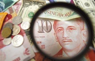 減緩通膨 星國緊縮貨幣政策