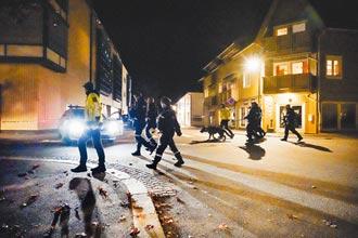 丹麥弓箭手無差別殺人 5死2傷