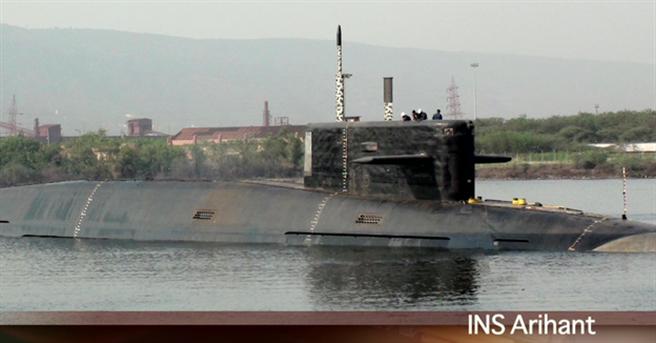 印媒鼓吹向法國採購核潛艇 擴增印海軍對中國威懾力量