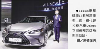 Lexus新車供應腰斬 Q4省著賣