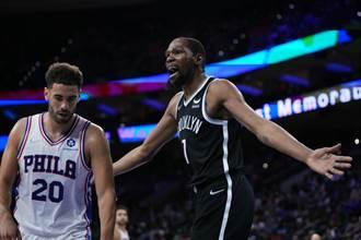 NBA》對厄文缺陣動怒?杜蘭特:沒有必要