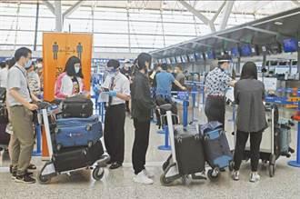 不斷輸入確診者 陸民航局對5家中外航空公司 發出熔斷指令