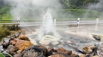 慎入!7歲男童拍照不小心 跌進95°C溫泉「煮5秒」