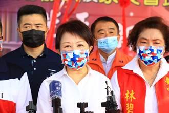 高雄城中城大火釀嚴重傷亡 盧秀燕哀悼捐1個月薪資救助