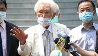 曾問蔡英文一問題 辜寬敏:蔡總統思考和大多數台灣人一樣