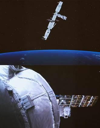 神舟13號3名太空人順利進駐天和核心艙