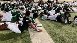 影》美高中足球賽驚傳槍聲 至少4人受傷、其中1人命危