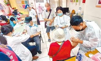 強碰新冠疫苗 流感疫苗開打2周 打氣平平